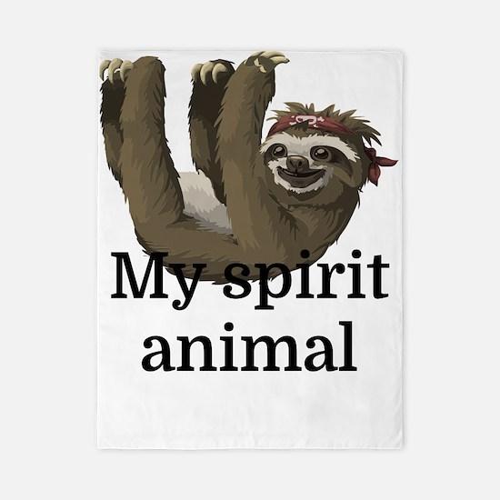 My Spirit Animal Twin Duvet
