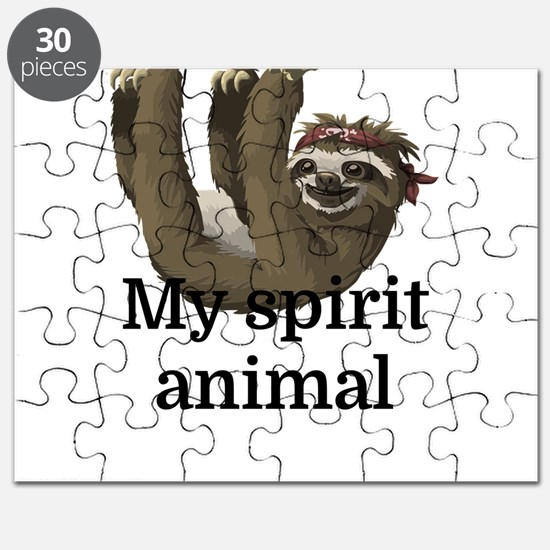 My Spirit Animal Puzzle