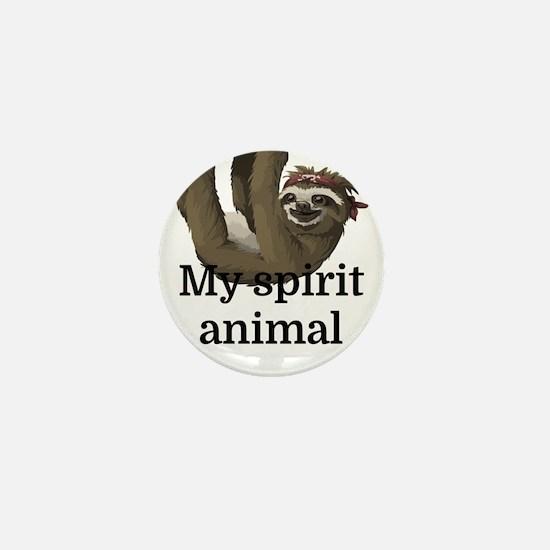 My Spirit Animal Mini Button (10 pack)