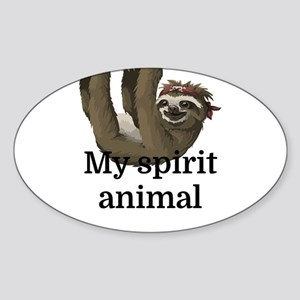 My Spirit Animal Sticker