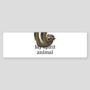 My Spirit Animal Bumper Sticker
