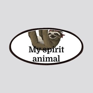 My Spirit Animal Patch