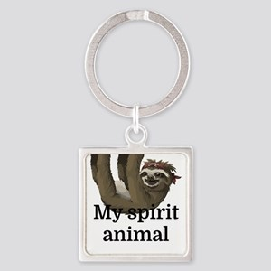 My Spirit Animal Keychains
