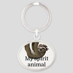My Spirit Animal Keychains