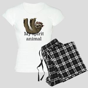 My Spirit Animal Women's Light Pajamas