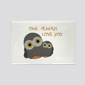Owl Always Love You Magnets