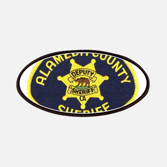 Alameda County Sheriff Patch