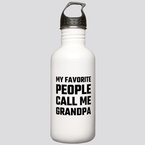 My Favorite People Cal Stainless Water Bottle 1.0L