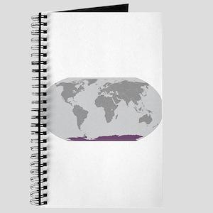 Antarctica Locator Journal