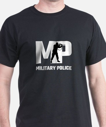 MP Military Police T-Shirt