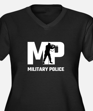 MP Military Police Plus Size T-Shirt