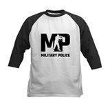 Military Baseball T-Shirt