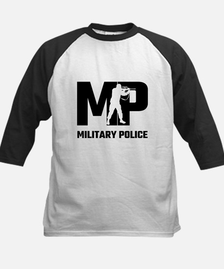 MP Military Police Baseball Jersey