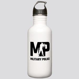 MP Military Police Stainless Water Bottle 1.0L