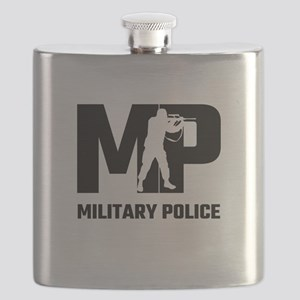 MP Military Police Flask