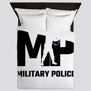 MP Military Police Queen Duvet