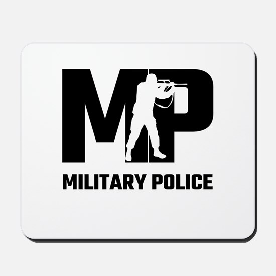 MP Military Police Mousepad