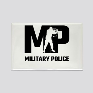 MP Military Police Magnets
