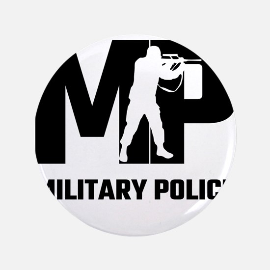 MP Military Police Button