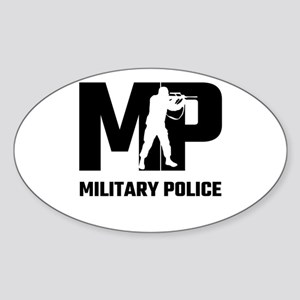 MP Military Police Sticker