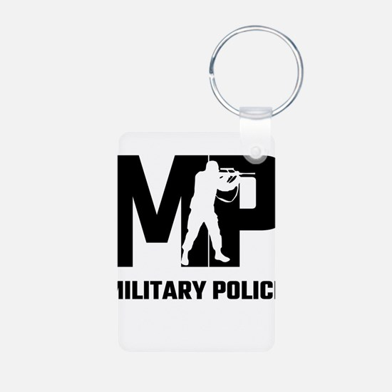 MP Military Police Keychains