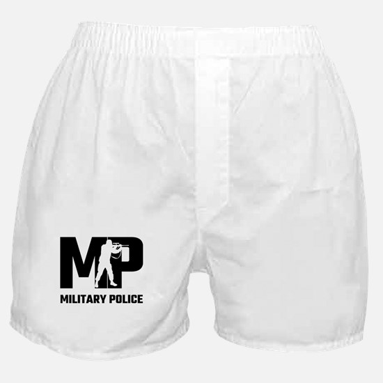 MP Military Police Boxer Shorts