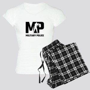 MP Military Police Women's Light Pajamas
