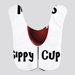 Mom's Sippy Cup Bib