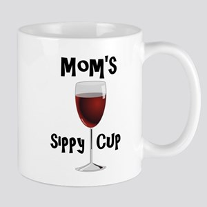 Mom's Sippy Cup Mugs