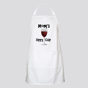 Mom's Sippy Cup Apron