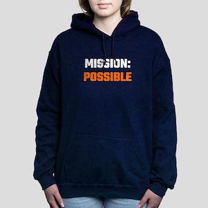 Mission: Possible Women's Hooded Sweatshirt