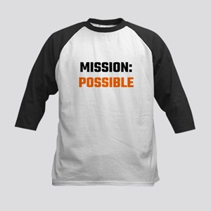 Mission: Possible Baseball Jersey
