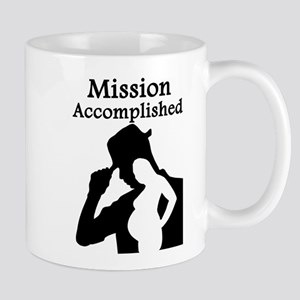Mission Accomplished Mugs
