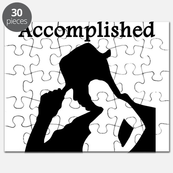 Mission Accomplished Puzzle