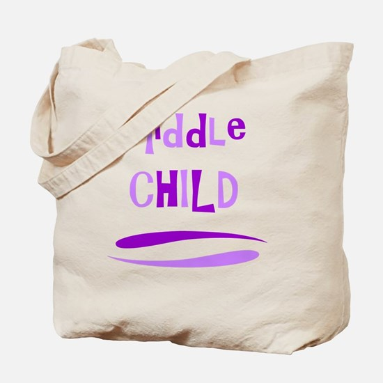 Middle Child Tote Bag