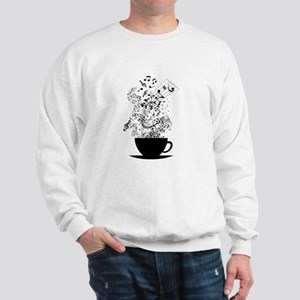 Cup of Music Sweatshirt