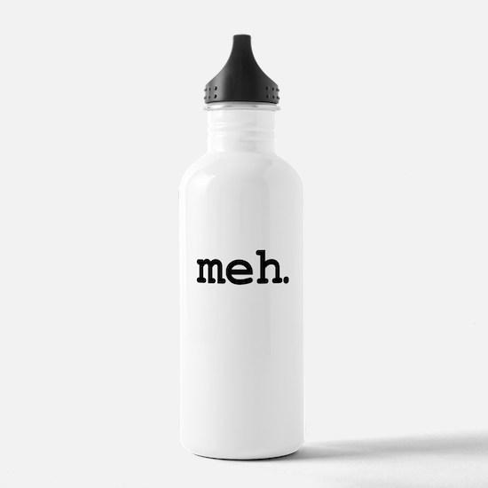 meh. Water Bottle