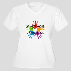Massage Therapist Plus Size T-Shirt