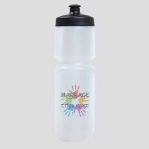 Massage Therapist Sports Bottle