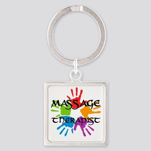 Massage Therapist Keychains