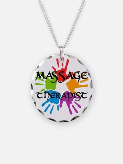Massage Therapist Necklace
