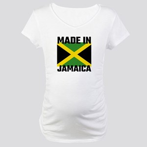 Made In Jamaica Maternity T-Shirt