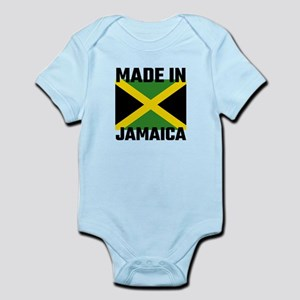 Made In Jamaica Body Suit