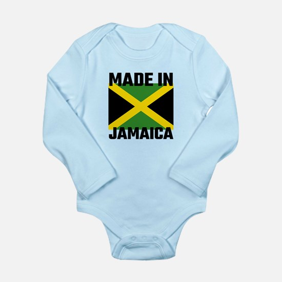 Made In Jamaica Body Suit