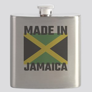 Made In Jamaica Flask