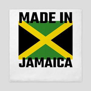 Made In Jamaica Queen Duvet