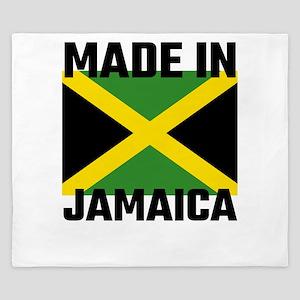 Made In Jamaica King Duvet