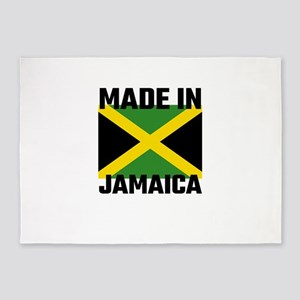 Made In Jamaica 5'x7'Area Rug