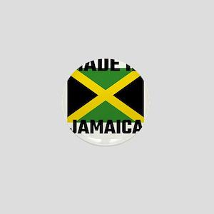 Made In Jamaica Mini Button