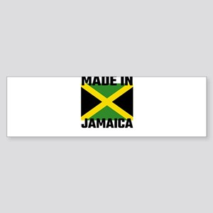 Made In Jamaica Bumper Sticker